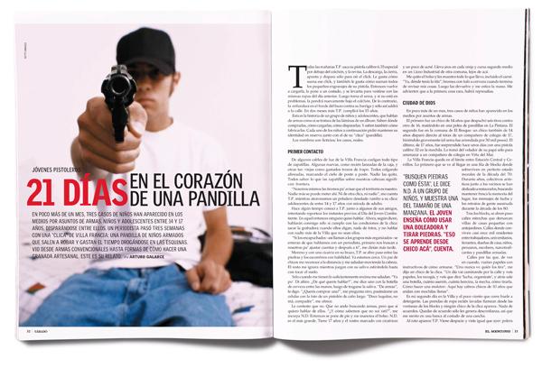 PDF 21 días en el corazón de una pandilla