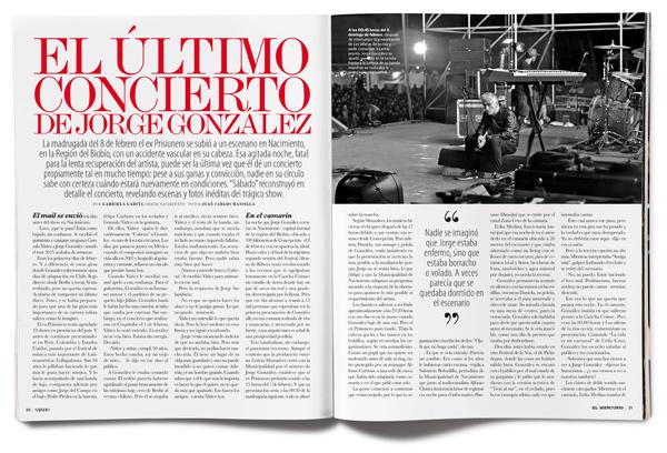 PDF El último concierto de Jorge González