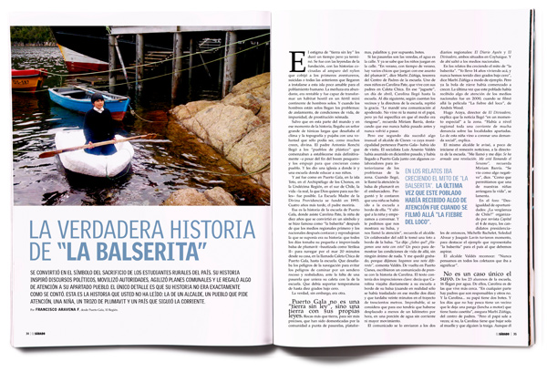 PDF La verdadera historia de La Balserita