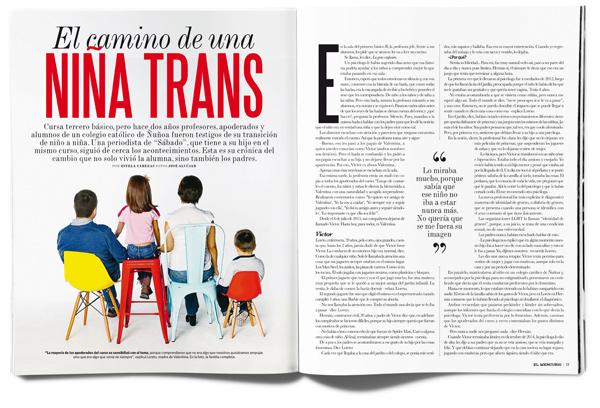 El camino de una niña trans