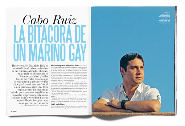 La bitácora de un marino gay