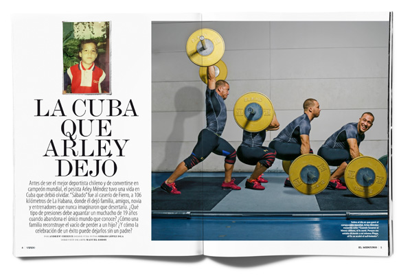 La Cuba que Arley dejó