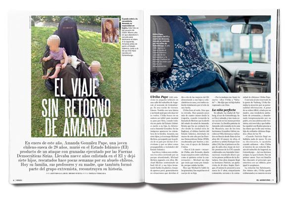 EL VIAJE SIN RETORNO DE AMANDA